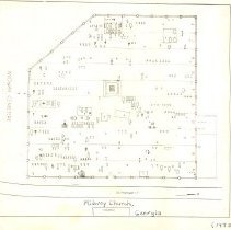 Image of Midway Cemetery Darien GA