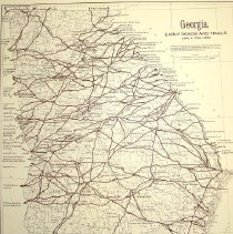 Image of GA Early Roads and Trails