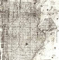 Image of Cobb County lot map 1869