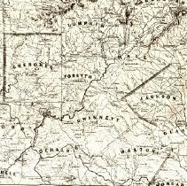 Image of Cobb county 1845 2