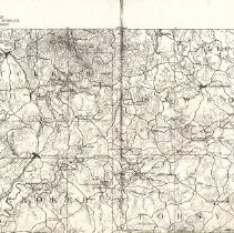 Image of Geological Survey Suwanee sheet