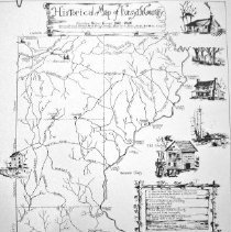 Image of Historical Map of Frosyth County