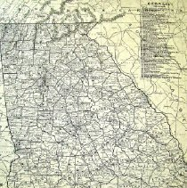 Image of Georgia Railroads 1895