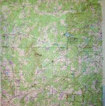 Image of Mountain Park, GA Quadrangle U.S. Geological Survey - Mountain Park Quadrangle-Geological Survey
