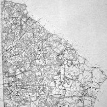 Image of General Highway Map of DeKalb County, Georgia - DeKalb County, Georgia