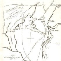 Image of Roswell in 1864-vicinity of 2nd CAV Div