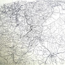 Image of Civil War War Dept Map of Atlanta Campaign 3