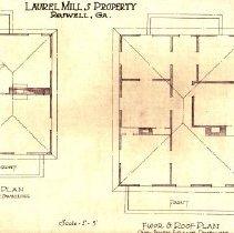 Image of Laurel Mill Mfg Co Floor & Roof #3-#4 2