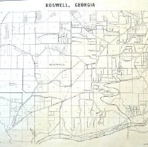 Image of Roswell, Land Lots With Streets - Roswell, Georgia