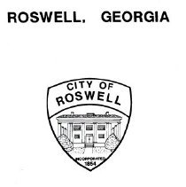 Image of Street Atlas of Roswell, 1988 - Roswell, Georgia