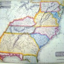 Image of Southern Provinces of the United States - Southern United States
