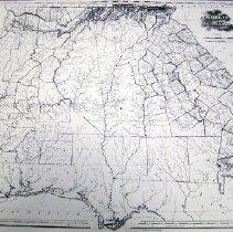 Image of H. S. Tanner Map of GA &  AL 1826