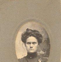 Image of Annie Elizabeth Houze Cook - James Solon Houze family