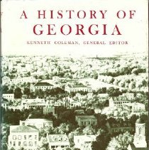 Image of A History of Georgia - Coleman, Kenneth editor