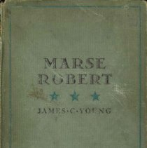 Image of Marse Robert, Knight of the Confederacy - James C. Young