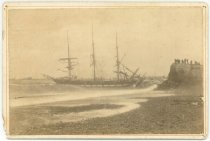 Image of [Wreck of the Benvenue and City of Perth] -