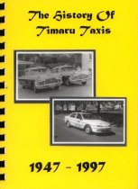 Image of The history of Timaru Taxis 1947-1997 - Kelland , Peter