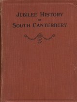 Image of Jubilee history of South Canterbury - Andersen, Johannes C