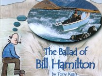 Image of The ballad of Bill Hamilton - Kean, Tony