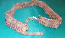 Image of Belt, Ammunition - Ammunition belt  used in the Boer War.