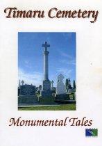 Image of Timaru Cemetery : monumental tales - McKenzie, Alan, 1939-