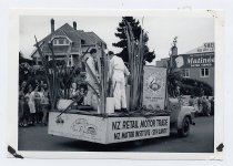 Image of [Spring Festival Procession, Timaru, 1963] -