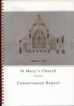 Image of St Mary's Church Timaru Conservation Report - Cochran, Chris