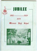 Image of Jubilee history of the Waimate High School - Hunt, Les (ed.)