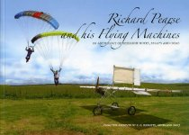 Image of Richard Pearse and his flying machines : an anthology of research notes, essays and ideas - Rodliffe, C Geoffrey