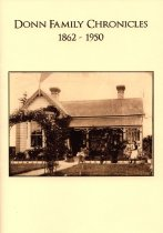 Image of Donn family chronicles 1862-1950 - Saxton, Marion