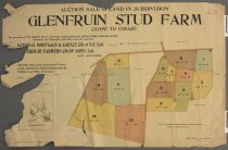 Image of Auction sale of land in subdivision Glenfruin Stud Farm close to Timaru -