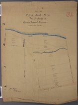 Image of Plan of Willow Bank Farm.  The property of Charles Boland Esquire -