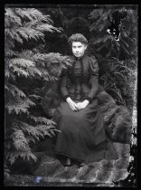 Image of [Unidentified woman] - Clayton Station Collection