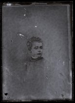 Image of [Unidentified young boy] - Clayton Station Collection
