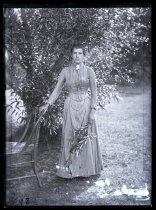 "Image of [""Mrs Little""] - Clayton Station Collection"
