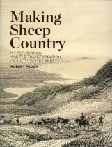 Image of Making sheep country : Mt. Peel Station and the transformation of the tussock lands - Peden, Robert L