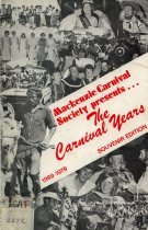 Image of The carnival years 1969-1979 -