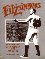 Image of Fitzsimmons : boxings first triple champion of the world - Tobin, Christopher