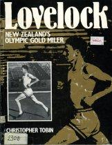 Image of Lovelock, New Zealand's Olympic gold miler - Tobin, Christopher