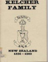 Image of Kelcher family, New Zealand, 1856-1989  - Kelcher, Margaret