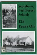 Image of Scotsburn Peel Forest Schools : 125 Years On - O'Neil, Peter (ed)