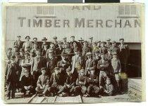 Image of [John Jackson & Co employees, Timaru] -