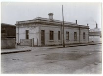 Image of [John Jackson & Co Ltd's delivery office, Stafford Street, Timaru] -