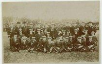 Image of Timaru Marine Band, circa 1900 -