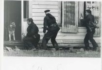 Image of Armed Offenders Squad exercise, 1983 -