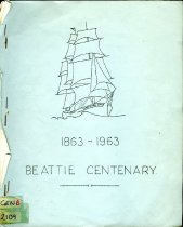 Image of The Beattie centenary, 1863-1963. - Bell, John