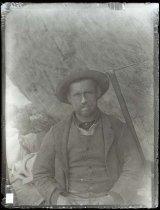 Image of [Jack Adamson at Malte Brun] - Adamson Collection