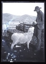 """Image of [John Farquhar & """"Billy best""""] - Clayton Station Collection"""