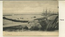 Image of [Eastern extension, Timaru Harbour] -