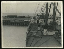Image of Berthing, Timaru Harbour